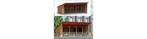 Stavebnice otevřeného stání, TT, Busch 8773
