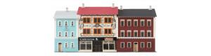 Reliéfní domky, H0, IGRA MODEL 201101