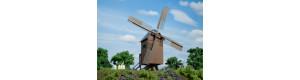 Větrný mlýn, TT, Auhagen 13282