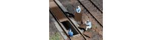 Lávky a kryty, TT, Auhagen 48655