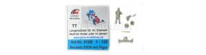 Stavebnice sekačky E930 s figurkou, TT, JANO Modellbau 815B