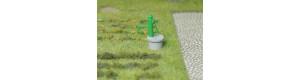 Studna s pumpou, H0, ES Pečky 23403