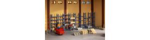 Regály a palety, H0, Auhagen 41660