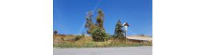 Rozcestníky, 5 kusů, H0, IGRA MODEL 201115