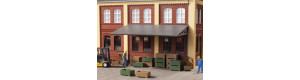 Transportní bedny, 16 kusů, H0, Auhagen 41632
