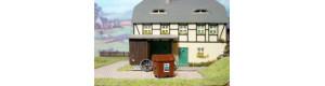 Kontejner na bio-odpad, H0, ES Pečky 23337