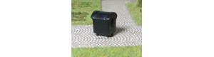 Kontejner na směsný odpad, H0, ES Pečky 23362