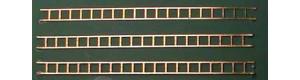 Žebřík dřevěný 50 mm, TT, N, DK model N0940