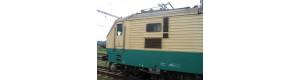 Bočnice lokomotivy ř. 151, TT, DK model TT0451