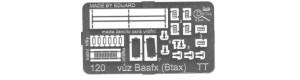 Doplňky vozu Baafx, BDtax lept, TT, Detail 00120