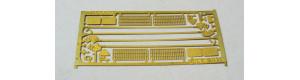 Mříže a výztuhy skříně Z, TT, Lepieš 32