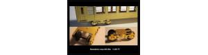 Leptané podvozky a masky - 2300 mm, TT, Modely mašinek TT-Podvozek042