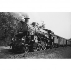 Stavebnice parní lokomotivy 365.0 a tendru řady 815.0, TT, Cekul TT41