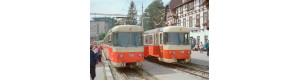 Stavebnice EMU 89.0/420.95, s pojezdem, ZSSK, 21. století, TT, MojeTT MTT120032-E