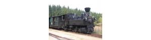 Stavebnice, úzkorozchodná parní lokomotiva řady U 37, N, DK model N0700