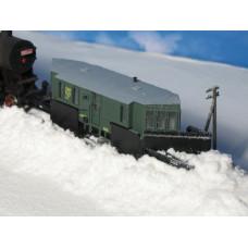 Stavebnice sněžného pluhu Riga, N, DK model N0830