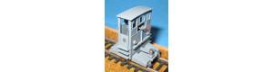 Stavebnice - lokotraktor Breuer T 200, TT, Pavlas AP 30