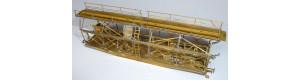 Stavebnice rozvinovacího vozu El, TT, Hekttor 12130