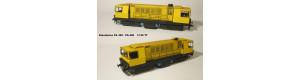Stavebnice pracovního vozu PA 300, kompletní set, TT, Modely mašinek TT-PA300 Set
