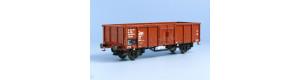 Stavebnice otevřeného vozu Es 11 ČSD, TT, SDV 12018