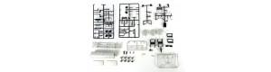 Stavebnice kotlového vozu Zaes, UNI, TT, IGRA MODEL 96101007
