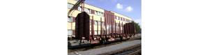 Stavebnice vozu Kbps, komplet, TT, Malá železnice 25048.01