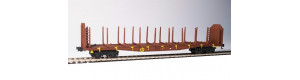 Stavebnice nákladního vozu Roos, komplet, TT, Malá železnice 25010.01