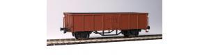 Stavebnice nákladního vozu Es (Vte), komplet, TT, Malá železnice 25013.01
