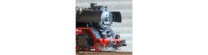 Přední pluh pro BR 52 DR/555.0 ČSD, TT, PEHO 150