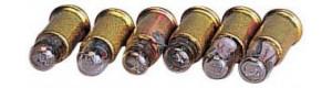 Žárovky na 6 V - 6 kusů (vhodné pro Eilzugwagen), TT, Tillig 08878
