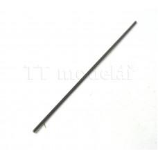 Přestavný drát, struna, náhradní díl do motorického přestavníku Tillig , průměr 0,8 mm, délka 60 mm, TT, Tillig 385830