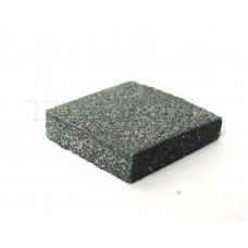 Náhradní čistící guma na čištění kolejnic pro vůz Tillig 95291, TT, Tillig 390270
