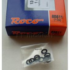 Náhradní bandáže na T 679.1 Roco, 10 kusů, TT, Roco 85611