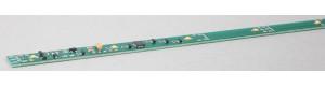 Osvětlení do vozů Kuehn LH10 délka 233 mm, TT, Kuehn 86010