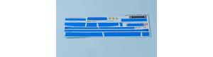Obtisková sada – C734 ČSAD (různé barvy), H0, MojeTT MTT087201