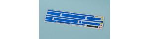 Obtisková sada – C734 s modrými pruhy, TT, MojeTT 120201