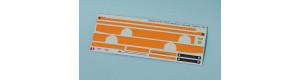Obtisková sada – LC735 s oranžovými pruhy, TT, MojeTT 120204