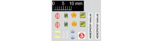 Obtisky, loga socialistických podniků, TT, Štěpnička D053