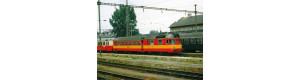 Obtisky na motorový vůz 850/851, unifik vz. 1988, ČSD, IV. epocha, TT, Jacek 12OM8001