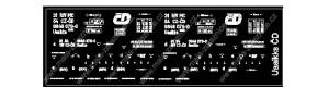 Obtisk na hlubinový vůz 620Z Uaaikks, ČD, TT, Malá železnice 23446.01