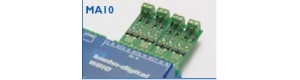 Adaptér pro 4 motorické přestavníky k dekodéru WD010, Kuehn 87020