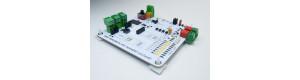 Testovací deska na dekodéry malých měřítek, ekonomická verze, Martin Černý, MACDECTSTBRD-ECO