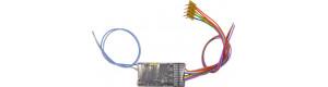 Zvukový dekodér MS450R s 8pinovým konektorem, Zimo MS450R