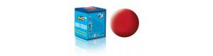 Barva akrylová, matná karmínová, 18 ml, Revell 36136