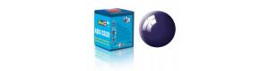 Barva akrylová, lesklá noční modrá, 18 ml, Revell 36154