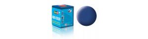 Barva akrylová, matná modrá, 18 ml, Revell 36156