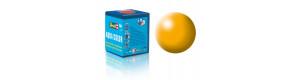 Barva akrylová, hedvábná žlutá, 18 ml, Revell 36310