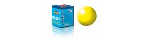Barva akrylová, hedvábná světle žlutá, 18 ml, Revell 36312