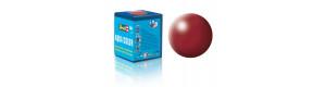Barva akrylová, hedvábná nachově červená, 18 ml, Revell 36331