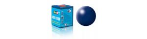 Barva akrylová, hedvábná tmavě modrá, 18 ml, Revell 36350